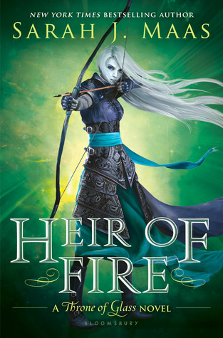 Heir of Fire (Throne of Glass #3)