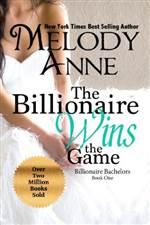The Billionaire Wins the Game (Billionaire Bachelors #1)